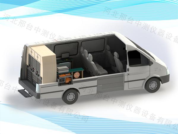充电桩检测车