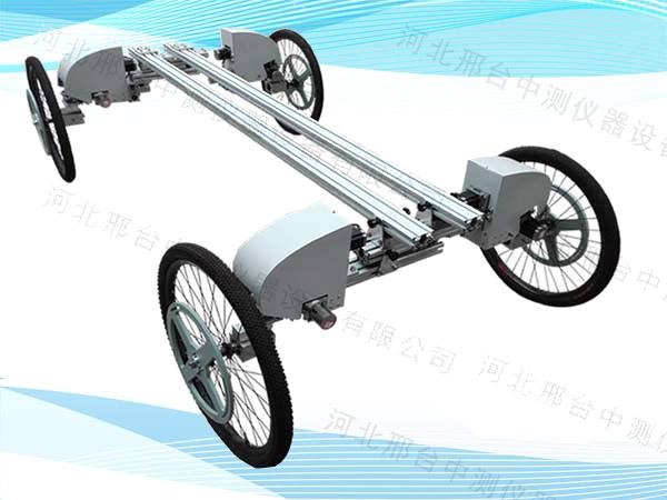四轮定位仪检定装置(维修及生产行业)